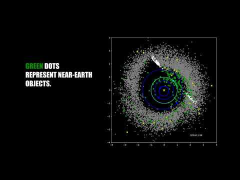 NASA's NEOWISE: Four Years of Asteroid and Comet Data