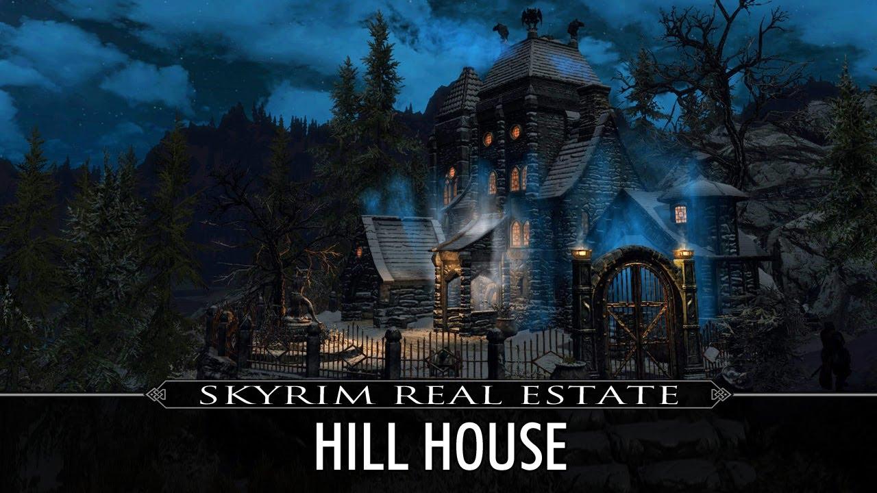 сотни дом для вампира мод в скайрим эти тайны