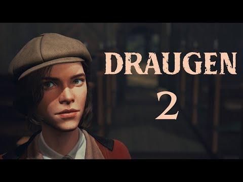 Draugen - Прохождение игры на русском - День второй ч.1 [#2] | PC