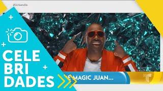 Magic Juan está de vuelta y con más ritmo que nunca   Un Nuevo Día   Telemundo