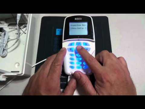 Instalación De Módulo GSM / GPRS en central de Alarma Lightsys Risco