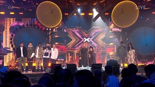 The X Factor UK 2017 Top 2 Revealed Live Final Results Full Clip S14E27
