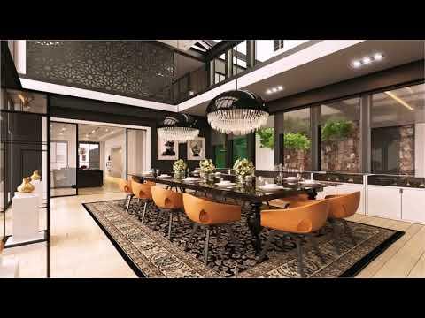 Classic European Interior Home Design