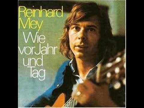 Wie Alt Ist Reinhard Mey