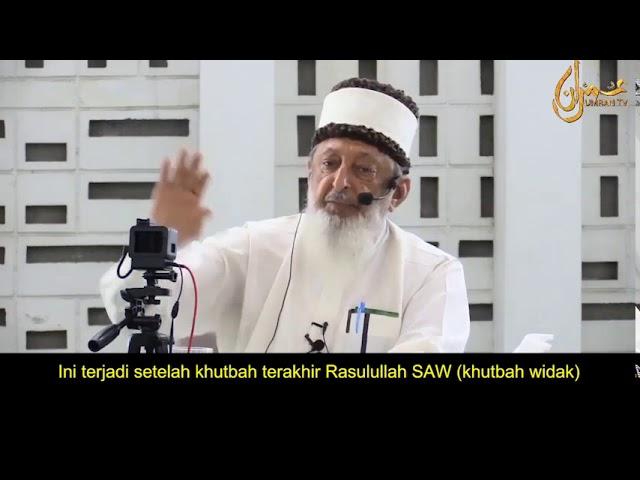 Sheikh Imran Husein - Islam dan Ajaran Budha Gautama