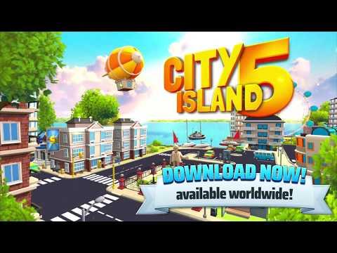 City Island 5 - Tycoon Building Simulation Offline Game