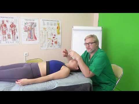 Боли в шее, нестабильность шейного отдела позвоночника, 2 часть, 16+