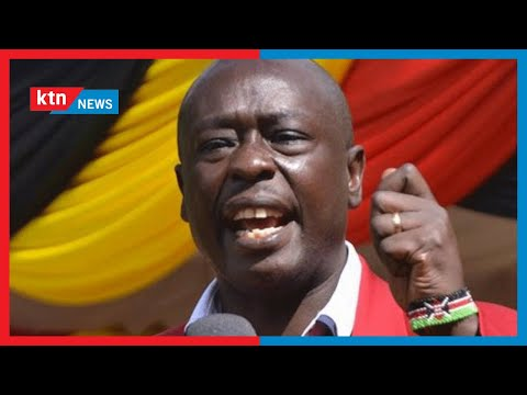Rigathi Gachagua: Raila Odinga was demonized by President Uhuru Kenyatta