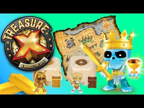 Treasure X • Poszukiwacz złota • bajka po polsku