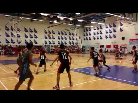 Sean Bautista @ 5th Asia Pacific Basketball Youth Cup  (15-Under)