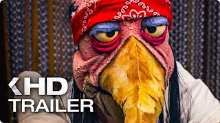 THE HAPPYTIME MURDERS Clip & Trailer German Deutsch (2018) Exklusiv