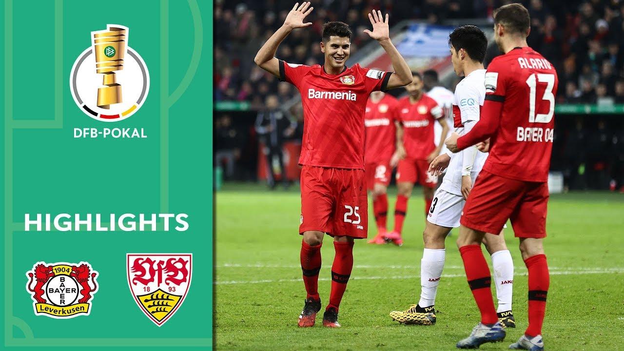 Leverkusen Stuttgart 2020