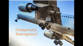 Air Canada #837 Compound Emergency, Madrid Spain 3 Feb 2020