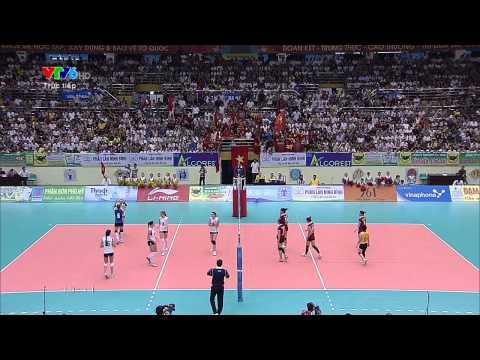 Vietnam vs Kazakhstan (Semifinals/Bán kết) - VTV Cup 2014