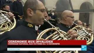 La Marseillaise lors de l