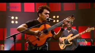 Blue Orchid - Santhosh Chandran Indo flamenco - Music Mojo Season 4 - KappaTV