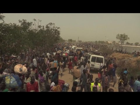 South Sudan on brink of 'ethnic civil war', says UN