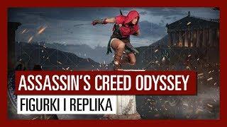 Assassin's Creed Odyssey: figurki i replika - zwiastun premierowy