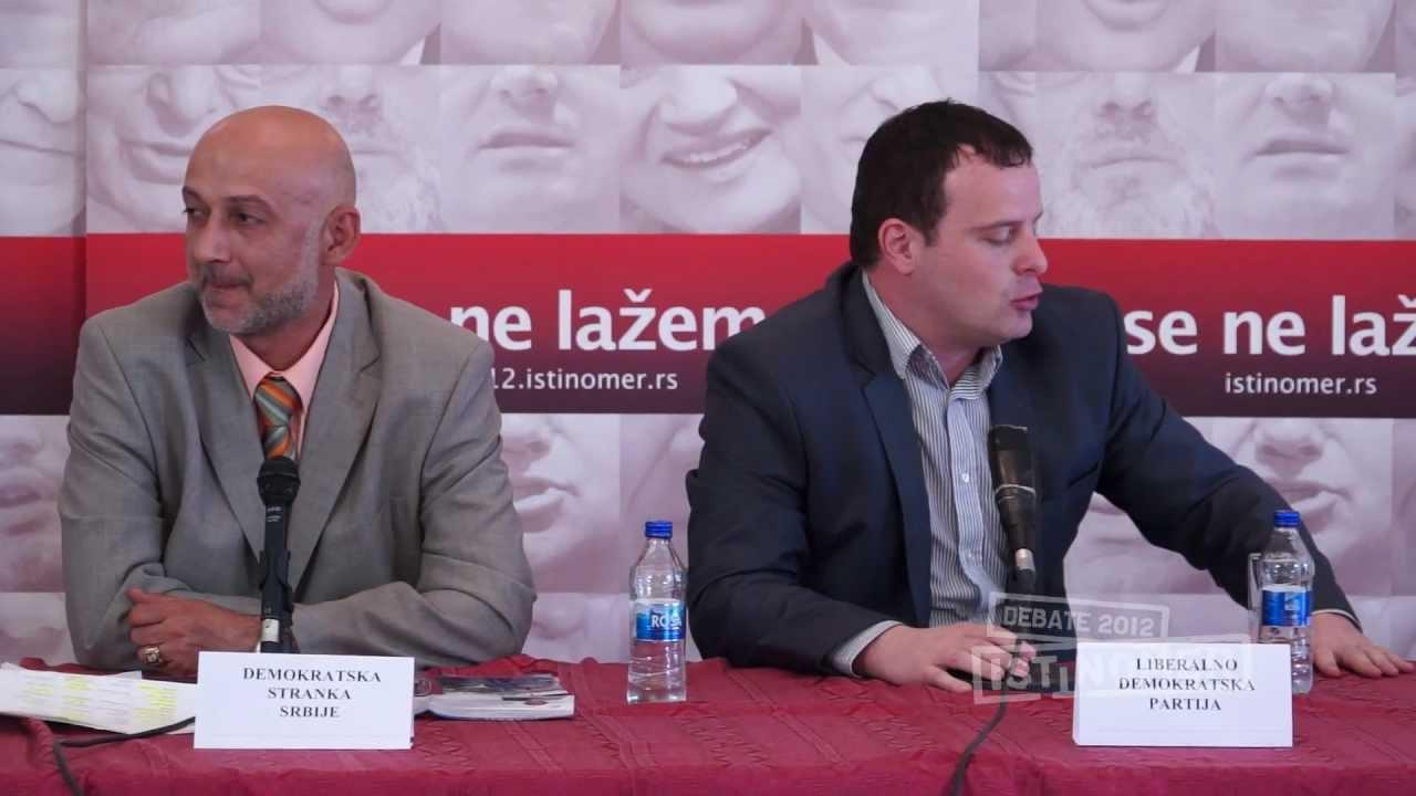 """ŠABAC: Istinomer debata """"Da se ne lažemo"""" – Izbori 2012"""