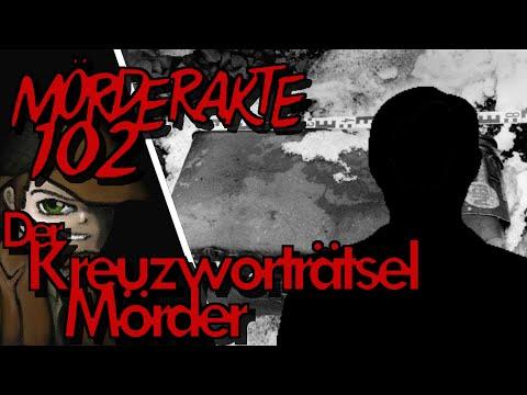 Mörderakte: #102 Der Kreuzworträtselmörder / Mystery Detektiv