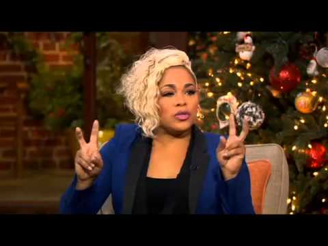 T Boz On TLC's Twitter 'Feud' With Rihanna Over Nudity