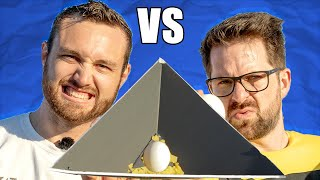 EGG DROP - Smosh Ian vs William Osman