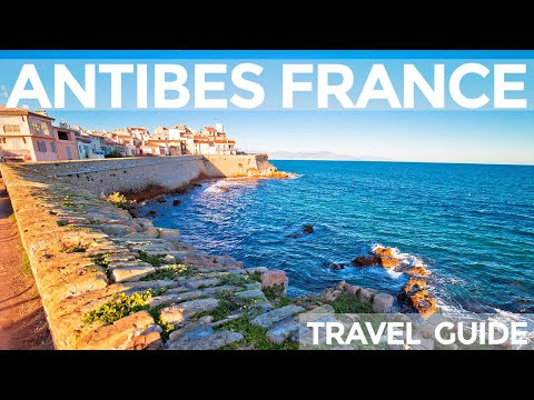 Antibes France I Rivierabarcrawltours Travel Guide