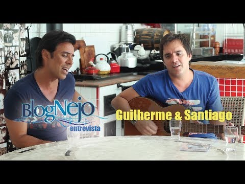 Blognejo Entrevista - Guilherme & Santiago
