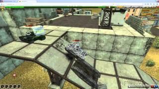 Обзор игры Танки Онлайн