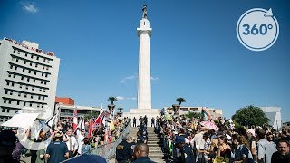Confederate Monuments Come Down And Emotions Rise | The Daily 360 | The New York Times