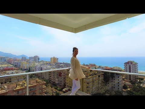 luxury penthouses  in Mahmutlar, Alanya, Turkey