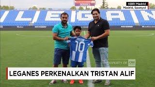Lionel Messi Indonesia, Tristan Alif Gabung Tim Divisi Utama Spanyol, Leganes