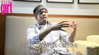 【ELLE TV JAPAN】NE-YOにインタビュー