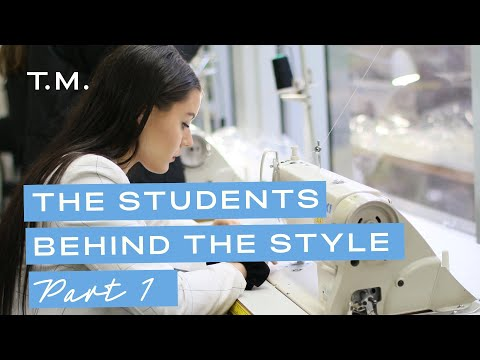 Melbourne Fashion Week | The Students Behind The Style: Part 1