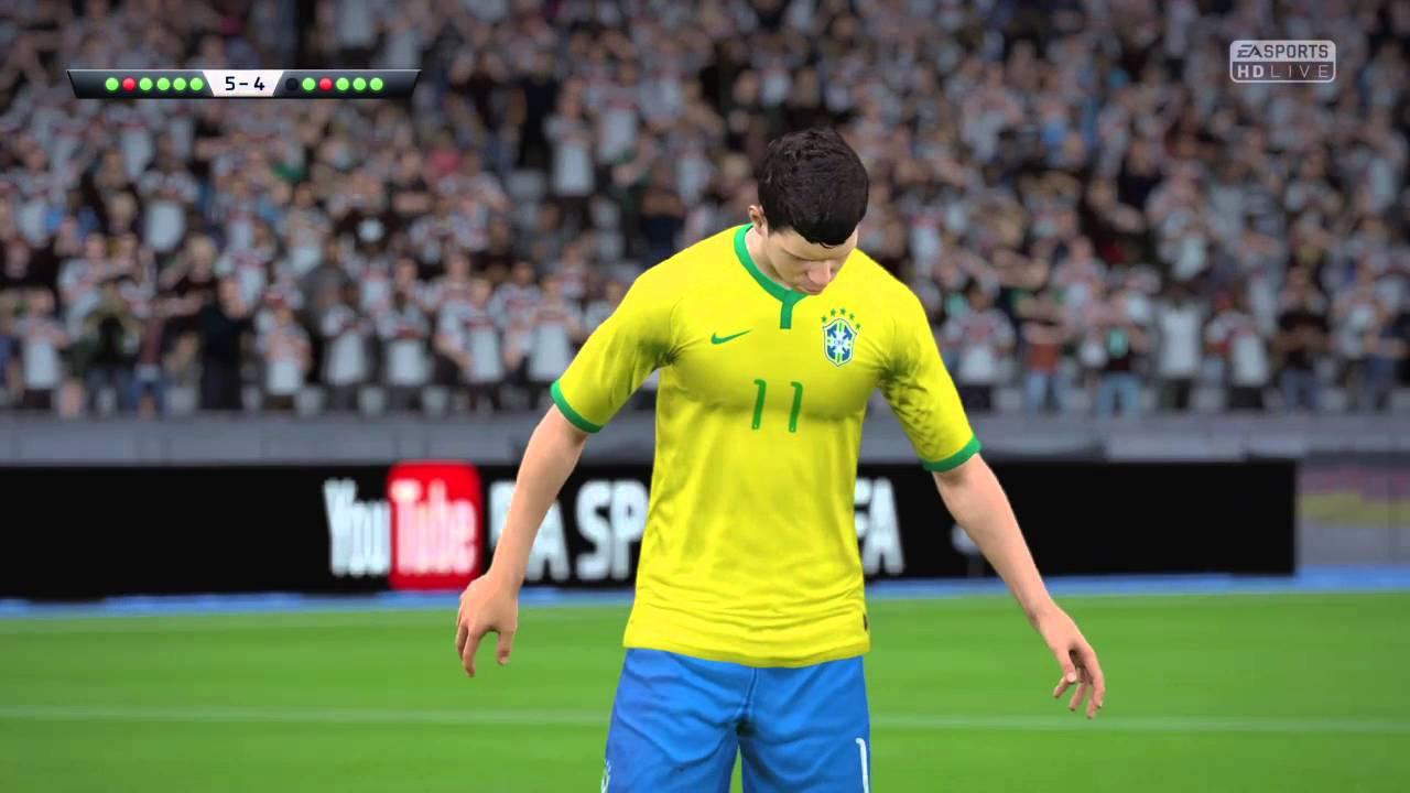 Elfmeterschießen Fifa 16