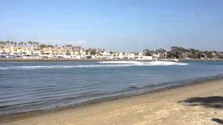 Drag Boat Crash Long Beach