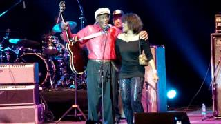 Chuck Berry (Johnny B. Goode) - Live in Buenos Aires (14-04-13)