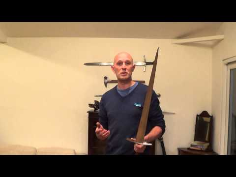 Physicists and swords