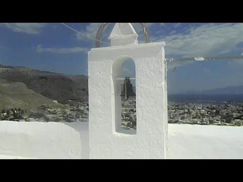 Castle of Chrysocheria near Pothia,  Kalymnos Island,  03.09.2014