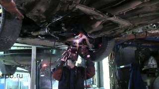 Удаление  пламегасителя на Audi. Удаление пламегасителя в СПБ.Установка гофры.(Удаление пламегасителя на Audi.Удаление пламегасителя в СПБ. Наши услуги по замене пламегасителя. . Замена..., 2013-07-08T16:24:50.000Z)