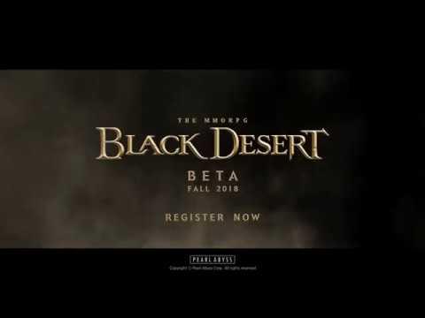 Black Desert XBox One Sortie Automne 2018 Bande Annonce E3 2018
