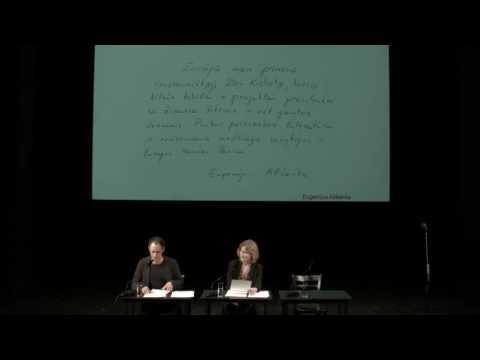 Long Night of European Literature - Part III