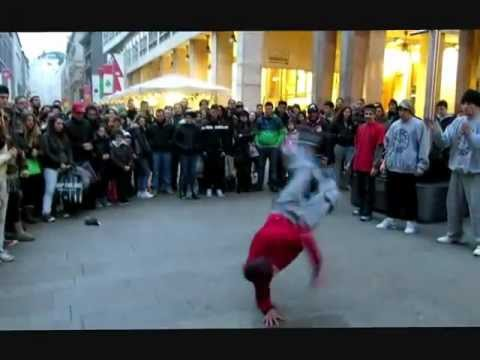 Milano street dance