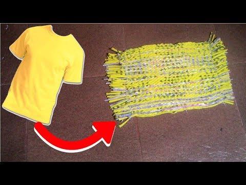 Tutorial cara membuat keset dari kain perca XMM 09791b4bc0