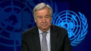 Secretary-General António Guterres video message ESCAP 75th Session
