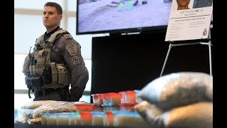 SUPERLAB BUST: $5 Million in drugs seized, charges laid