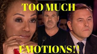 "Mix - Top 10 ""Try NOT To Cry"" MOST BEAUTIFUL & EMOTIONAL AUDITIONS!"