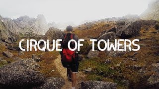 Wyoming Adventures: Hiking Cirque of Towers