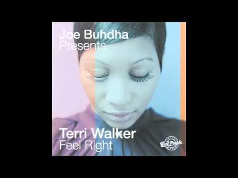 Joe Buhdha Presents Terri Walker – Feel Right (Reel People Vocal Mix)