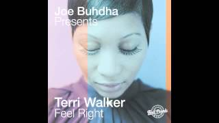 Joe Buhdha Presents Terri Walker – Feel Right (Reel People Vocal Mix)